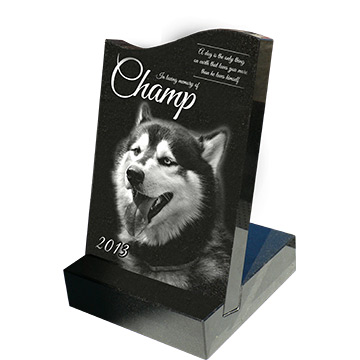 Design Pet Mini Headstone