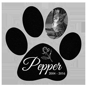 Design Pet Plaque
